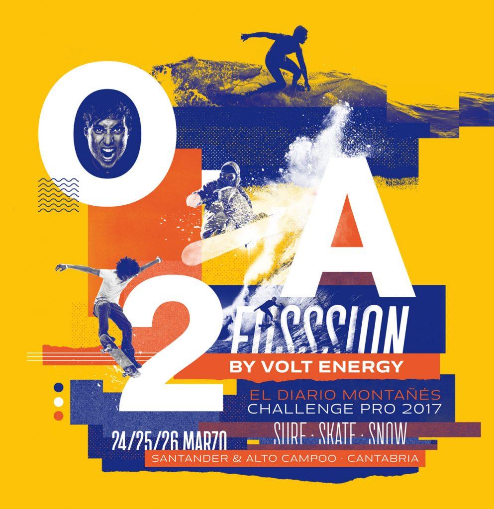 OA2 FuSSSion Challenge Pro 2017